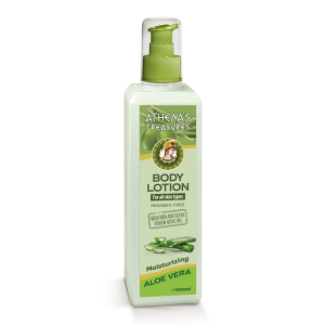 Athea's Treasures - Body lotion Aloe Vera