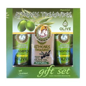 Athena's Treasures - G.S. Mini 1 Schampo - Balsam 60ml & Tvål 100gr