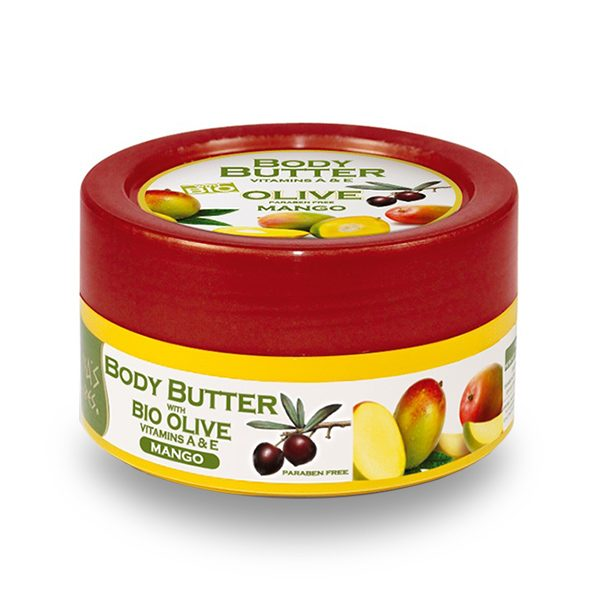 Athea's Treasures - Body Butter Mango